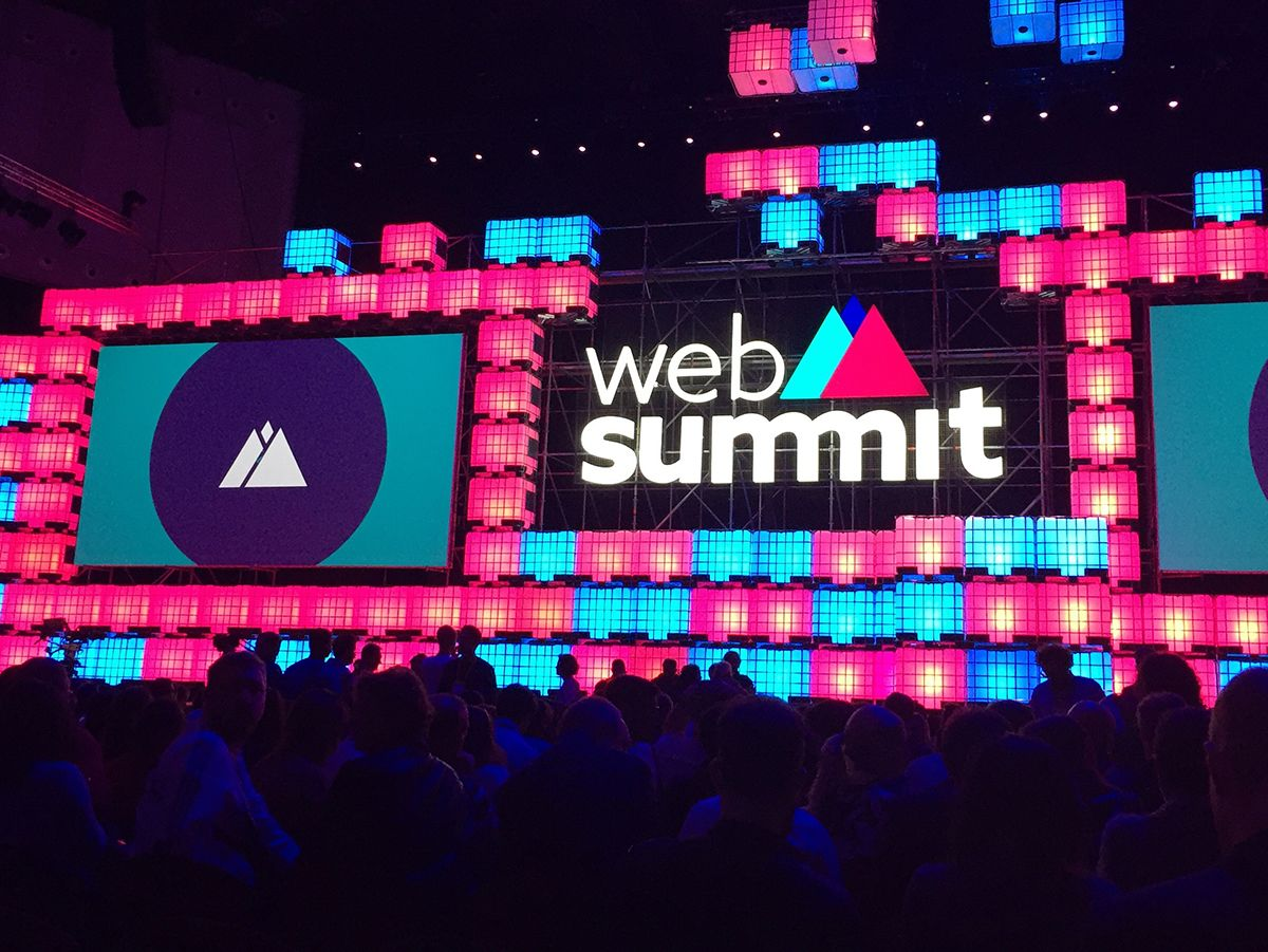 #12 - Changing the Future at Web Summit